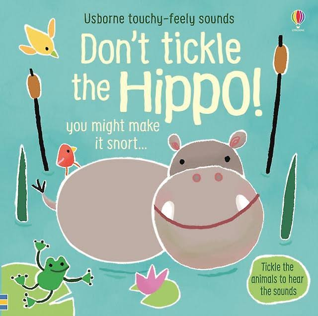 Don't Tickle the Hippo - Sam Taplin