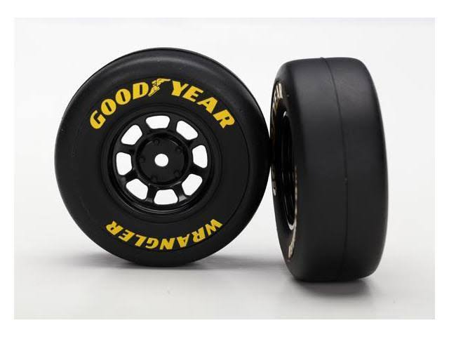Traxxas Good Year Wrangler Tires - 1:16 scale