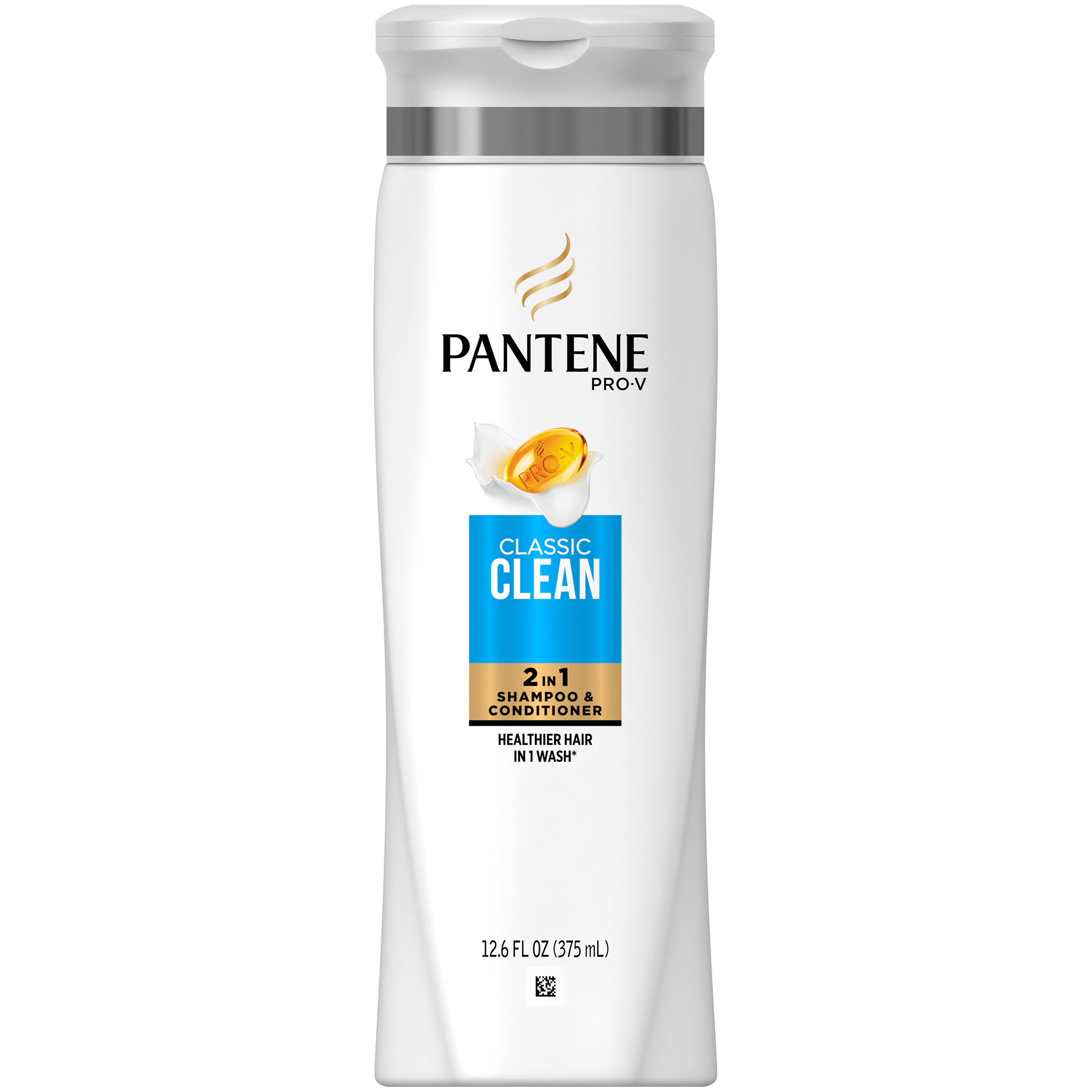 Pantene Pro-V Dreamcare Classic Clean 2 in 1 Shampoo and Conditioner - 12.6oz
