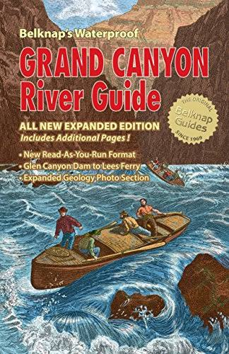 Belknap's Waterproof Grand Canyon River Guide [Book]
