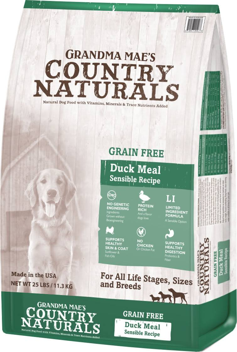 Country Naturals Grain Free Limited Ingredient Dog Food - 25lbs