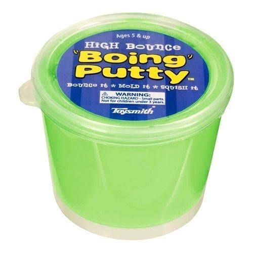 Toysmith High Bounce Boing Putty