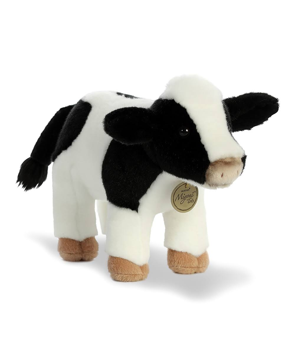 Aurora World Miyoni Plush Holstein Calf