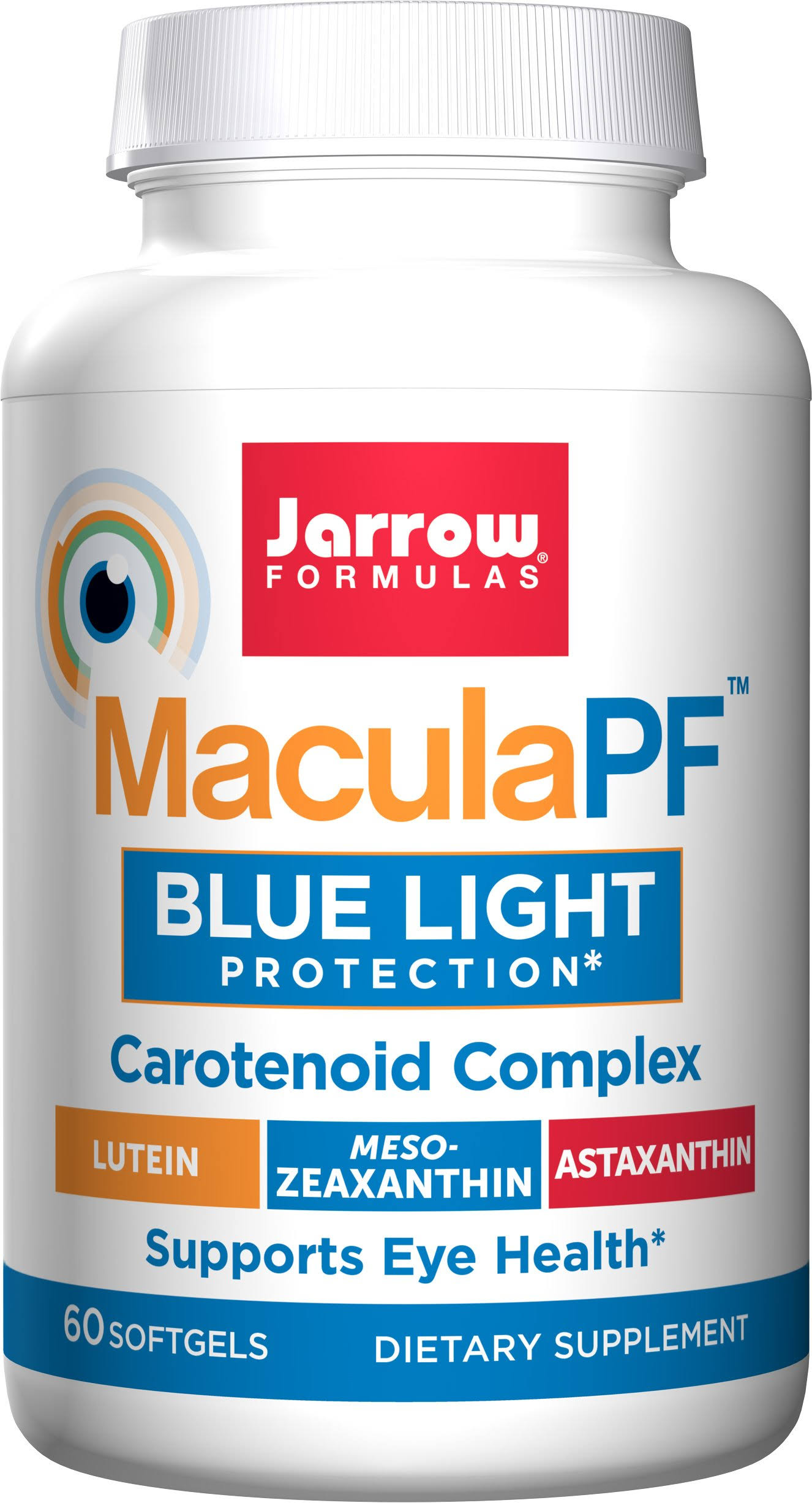 Jarrow Formulas MaculaPF - 60 Softgel