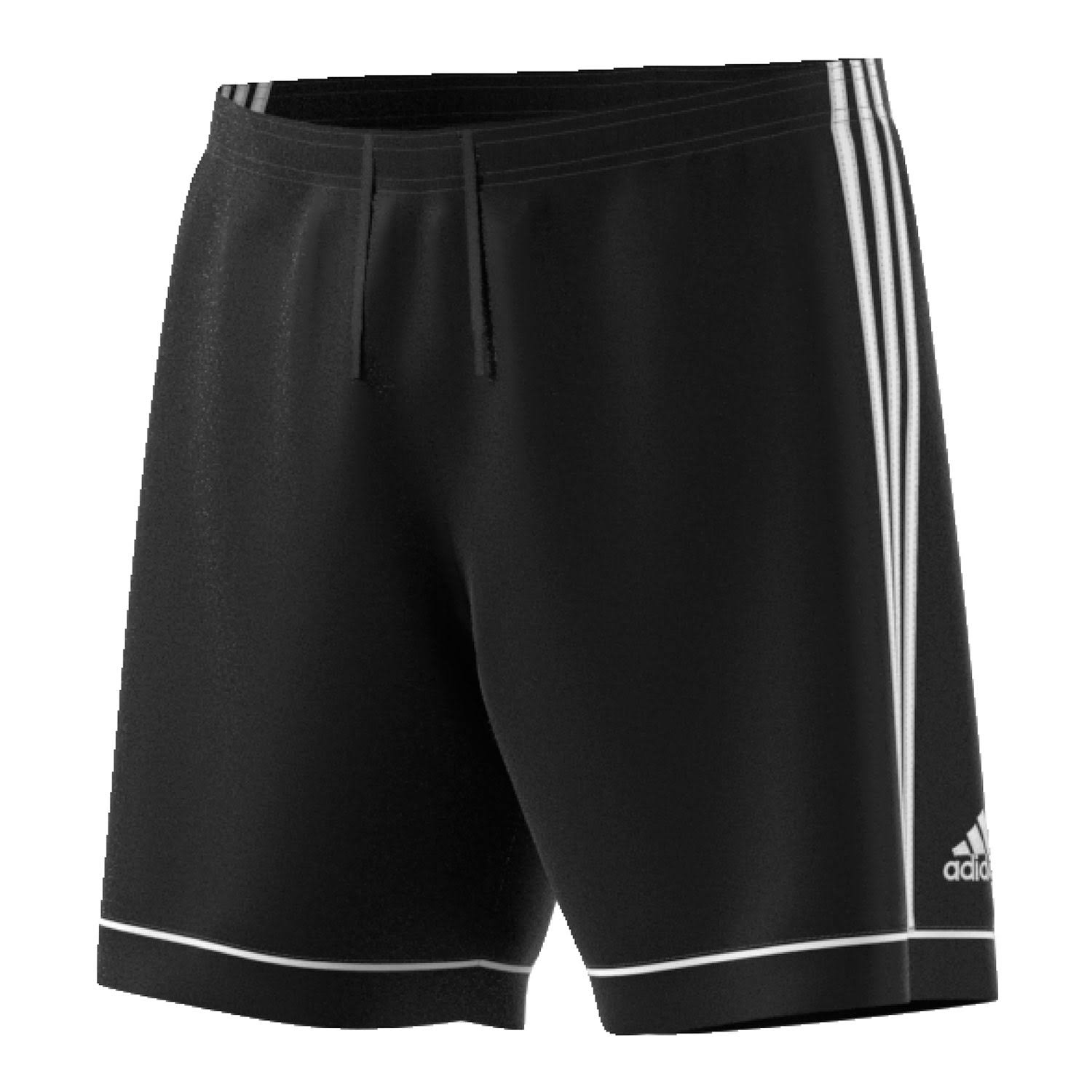 Adidas Men's Squadra 17 Shorts - Black, L