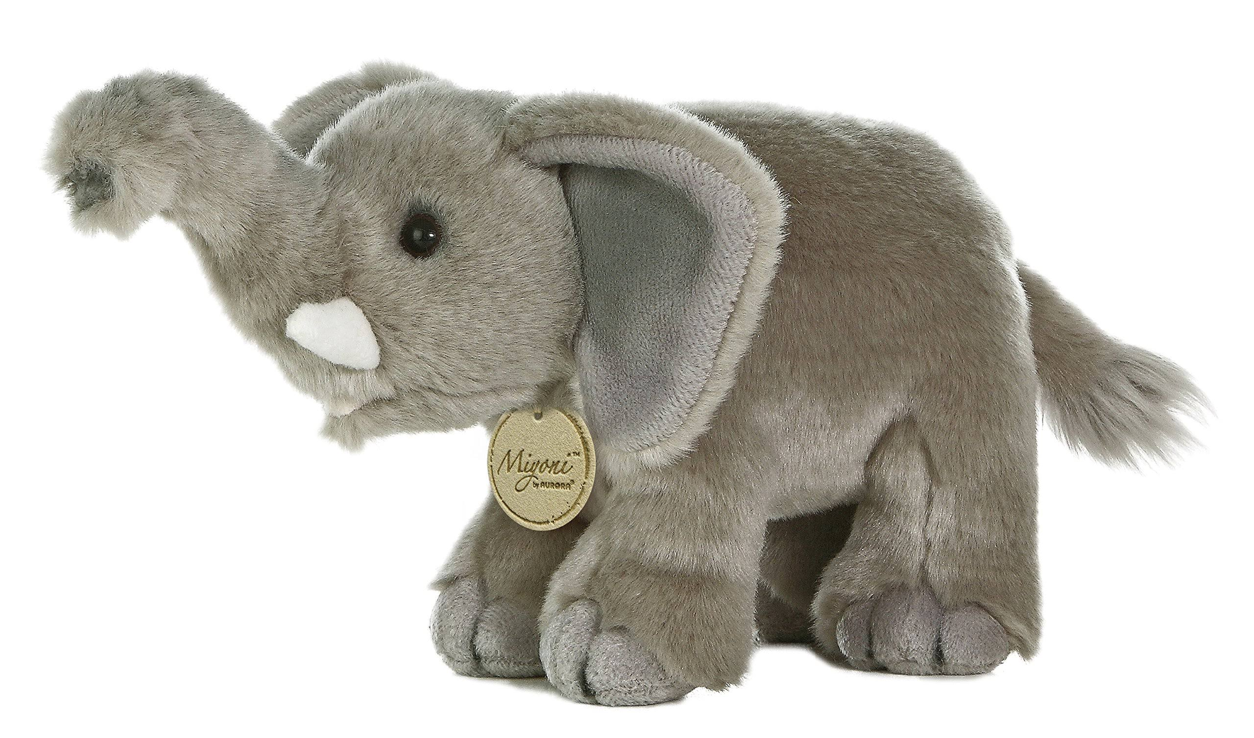 Aurora World Miyoni Elephant Plush Toy