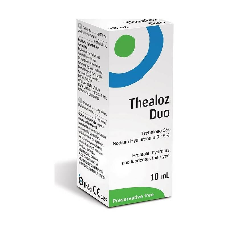 Thealoz Duo Eye Drops