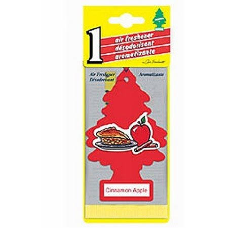 Little Trees Hanging Car and Home Air Freshener - Cinnamon Apple