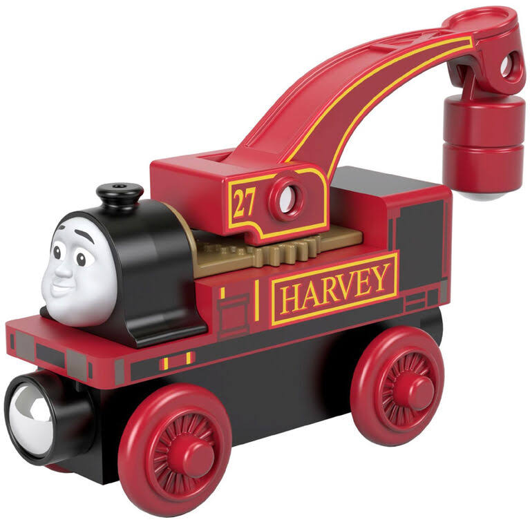 Thomas & Friends Wood: Harvey