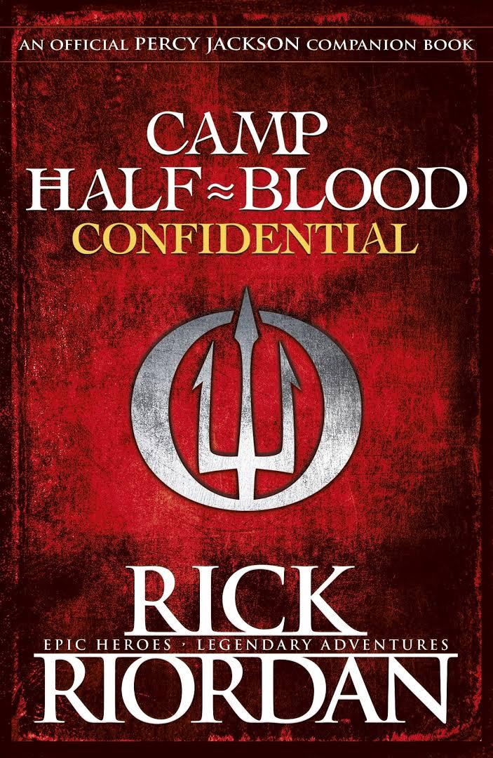 Resultado de imagen para camp half blood confidential