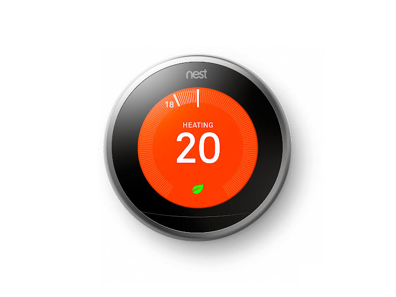 Nest Thermostat - Silver