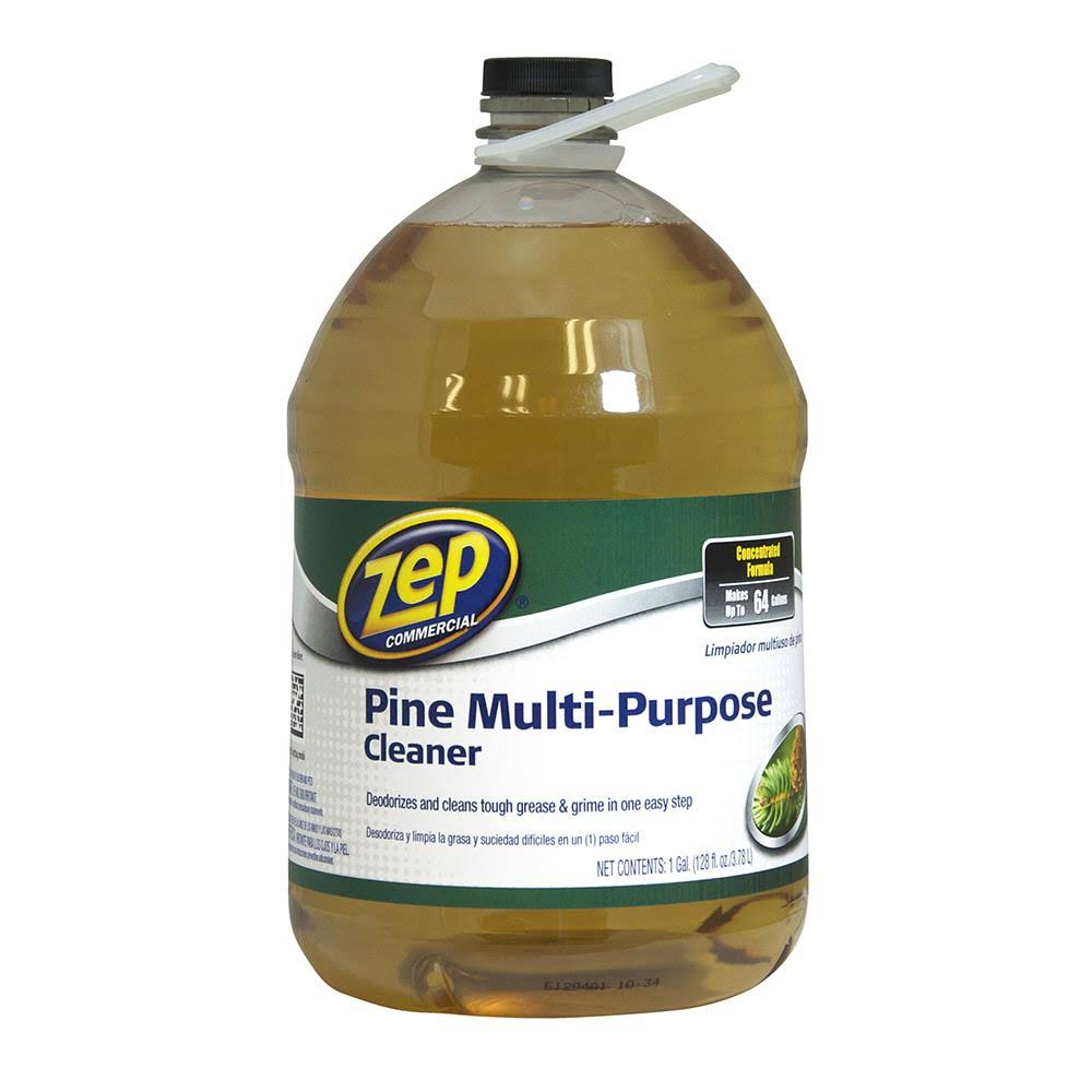 Zep Commercial Pine Multi-Purpose Cleaner - 1 gal