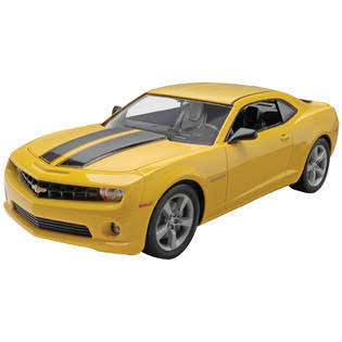 Revell 2010 Special Edition Camaro 2 In1 Model Kit - Stainless