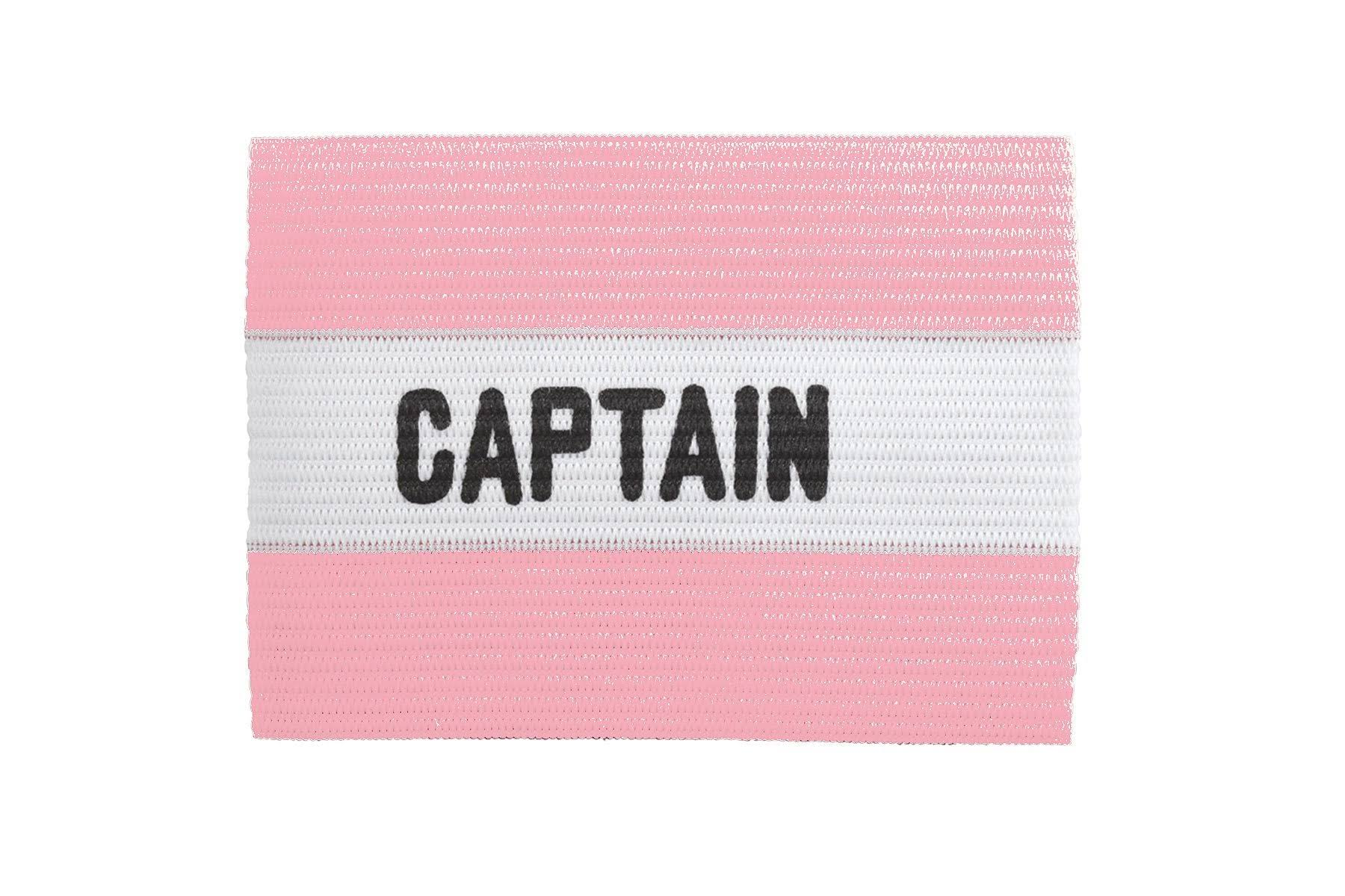 Kwik Goal Captain Arm Band - Pink
