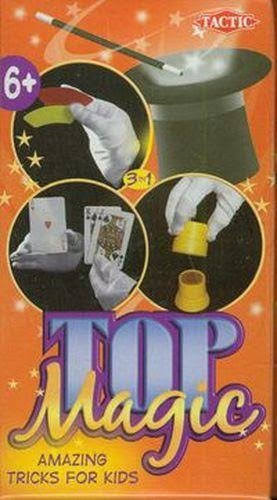Tactic Top Magic Trick Set - for Kids