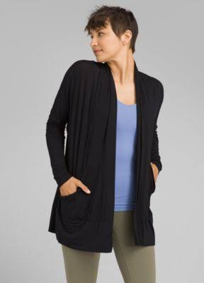 prAna Women's Foundation Wrap (S Black)