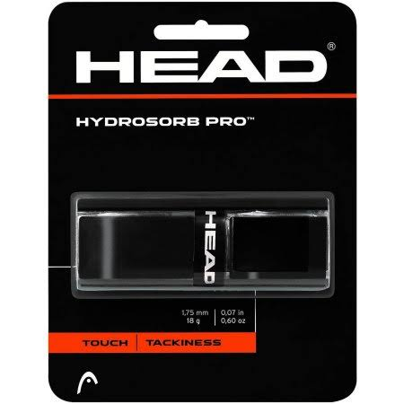 Head HydroSorb Tour Replacement Grip - Black