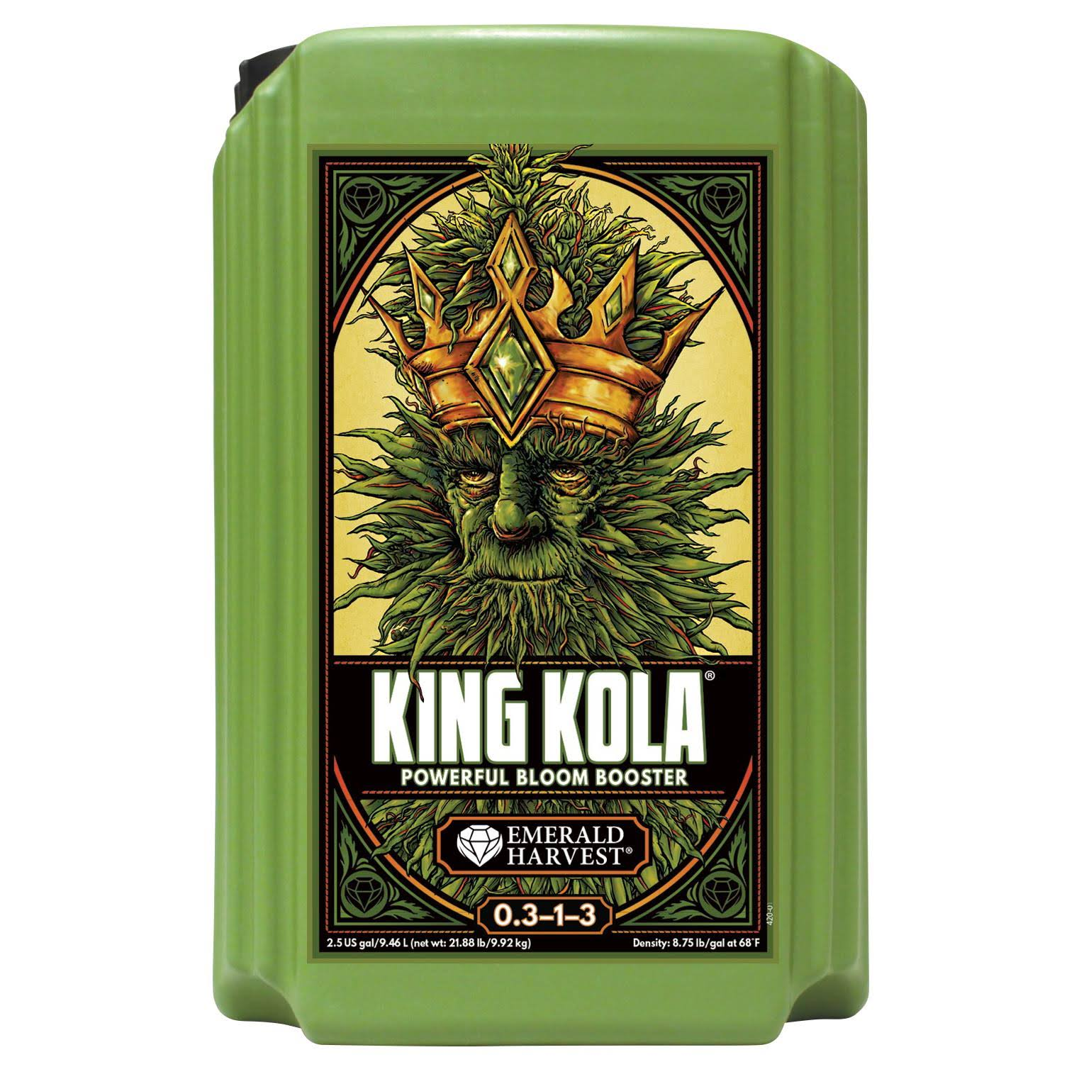 Emerald Harvest King Kola Fertilizer - 2.5gal