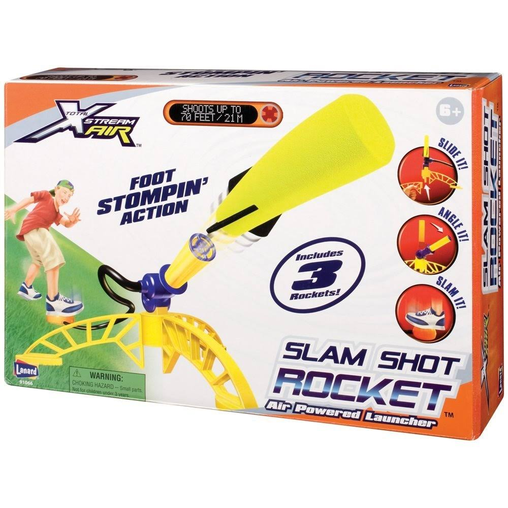 Toysmith Slam Shot Rocket