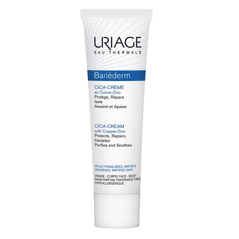 Uriage Bariéderm Repairing Cica-Cream - 100ml
