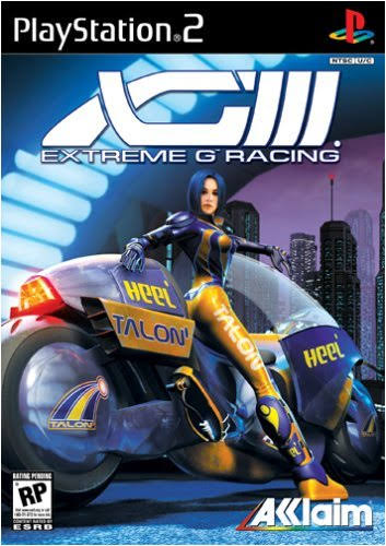 XGIII: Extreme G Racing - PlayStation 2