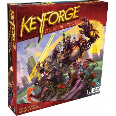 Fantasy Flight Games KeyForge: Call of the Archons Board Game