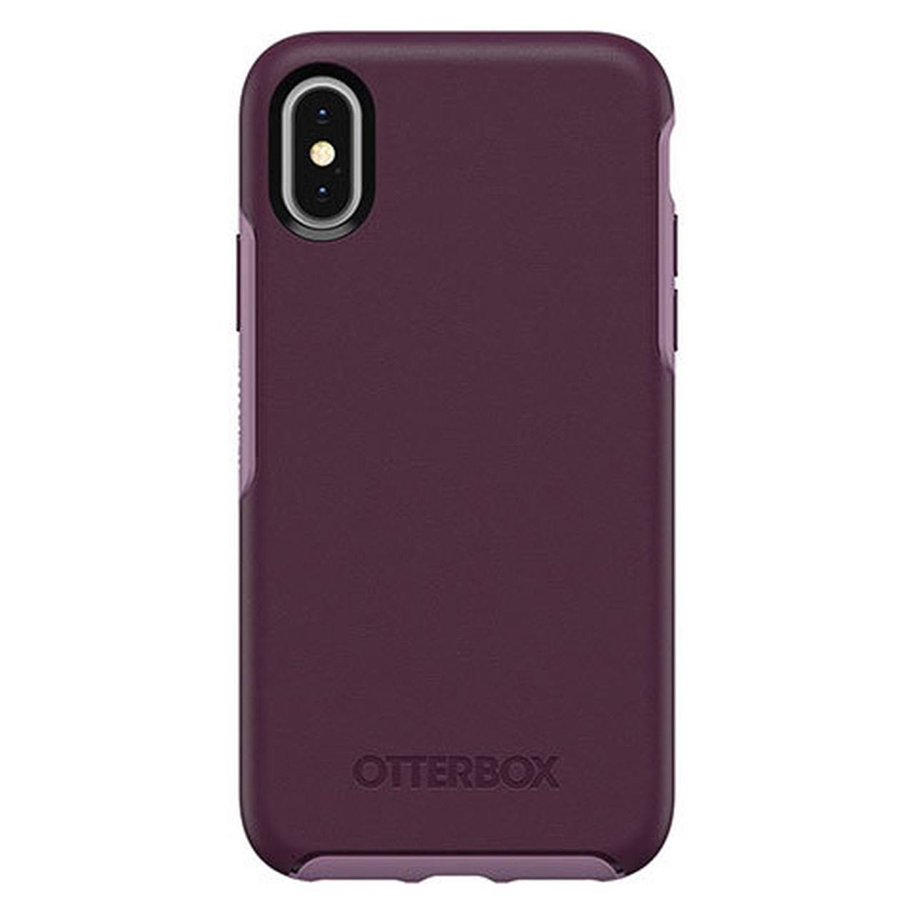 Otterbox Iphone XS Symmetry Series Case - Tonic Violet