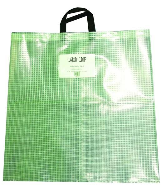 Gator Grip Weigh-In Bag, Clear