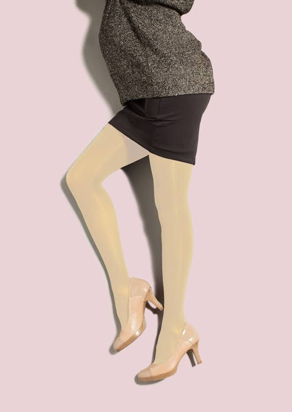 Preggers by Therafirm Maternity Support Pantyhose - 20-30mmHg, Moderate Compression