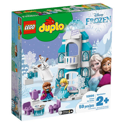 Lego Duplo 10899 Frozen Ice Castle