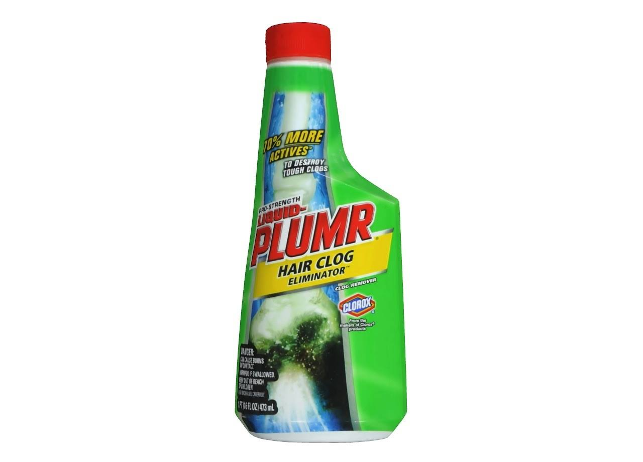 Liquid-Plumr Hair Clog Eliminator Clog Remover