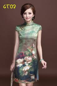 35 best chinese qipao cheongsam dress images on pinterest