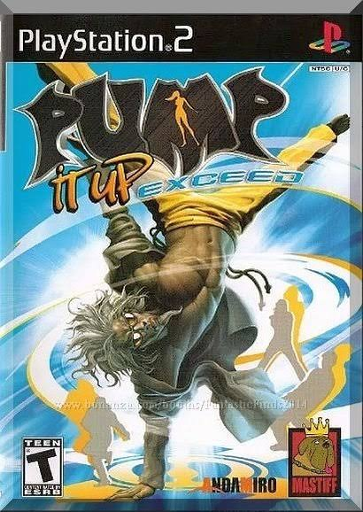 Pump It Up: Exceed Bundle - PlayStation 2
