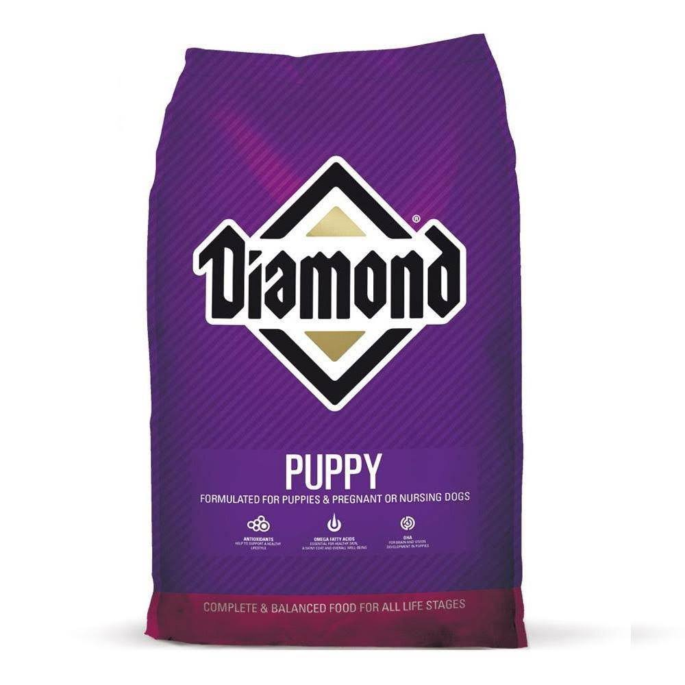 Diamond Dry Puppy Food - Chicken Flavor, 20lbs