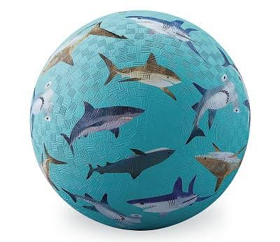 "Crocodile Creek 5"" Playball Sharks"