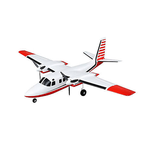 E-flite UMX Aero Commander BNF Basic with AS3X EFLU5850