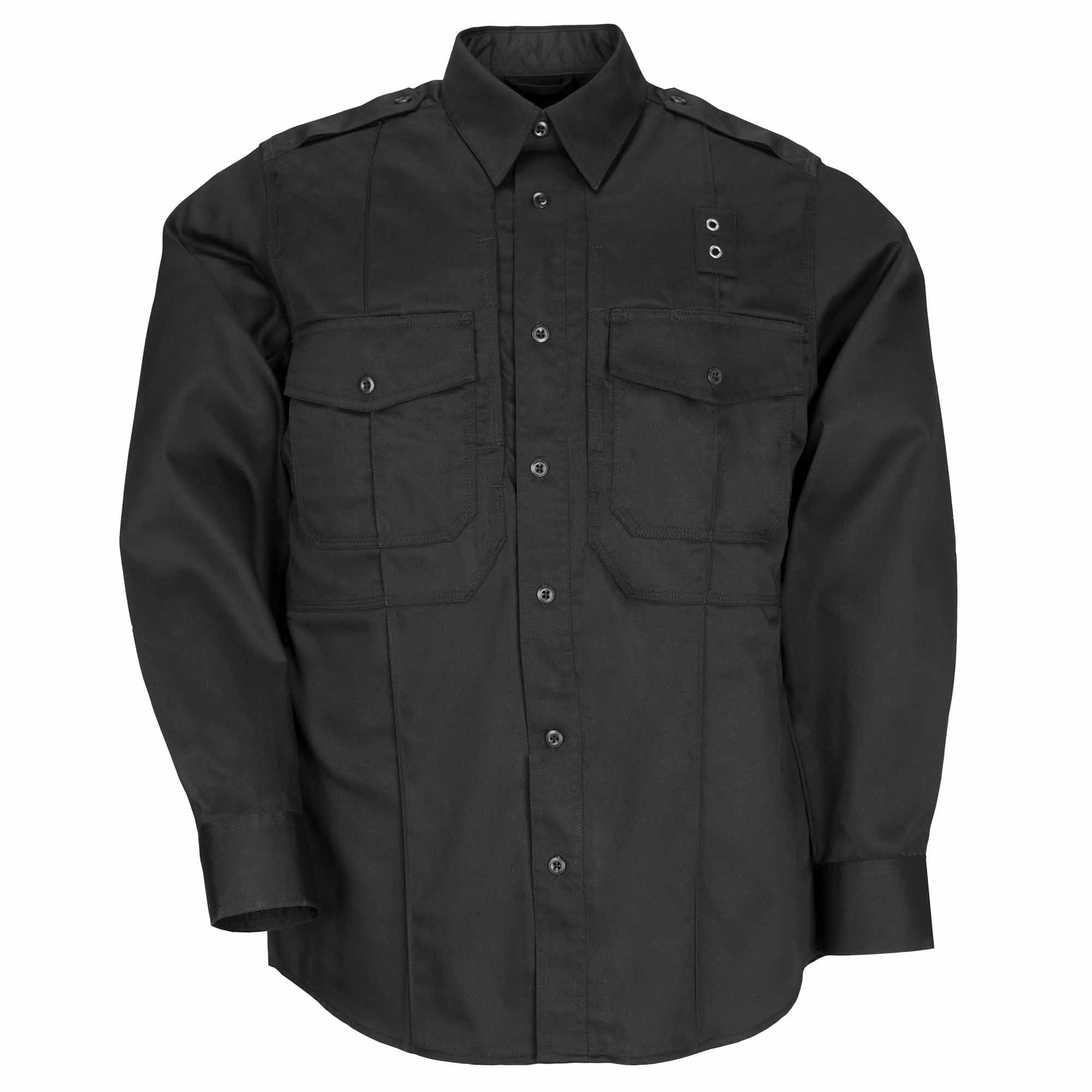 5.11 Tactical Men's PDU Long Sleeve Twill Class B Shirt