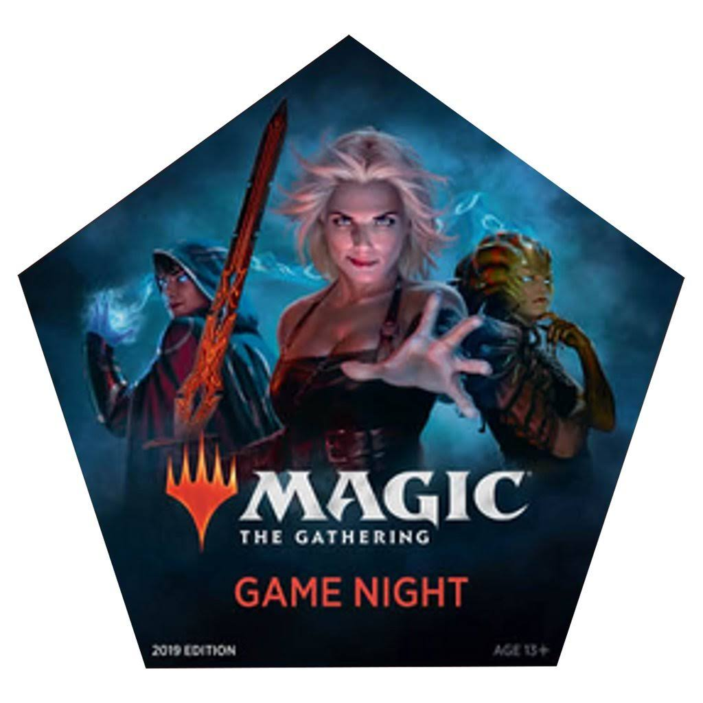 Magic: The Gathering Game Night 2019 Trading Card Game