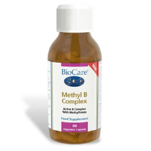 BioCare Methyl B Complex (60)