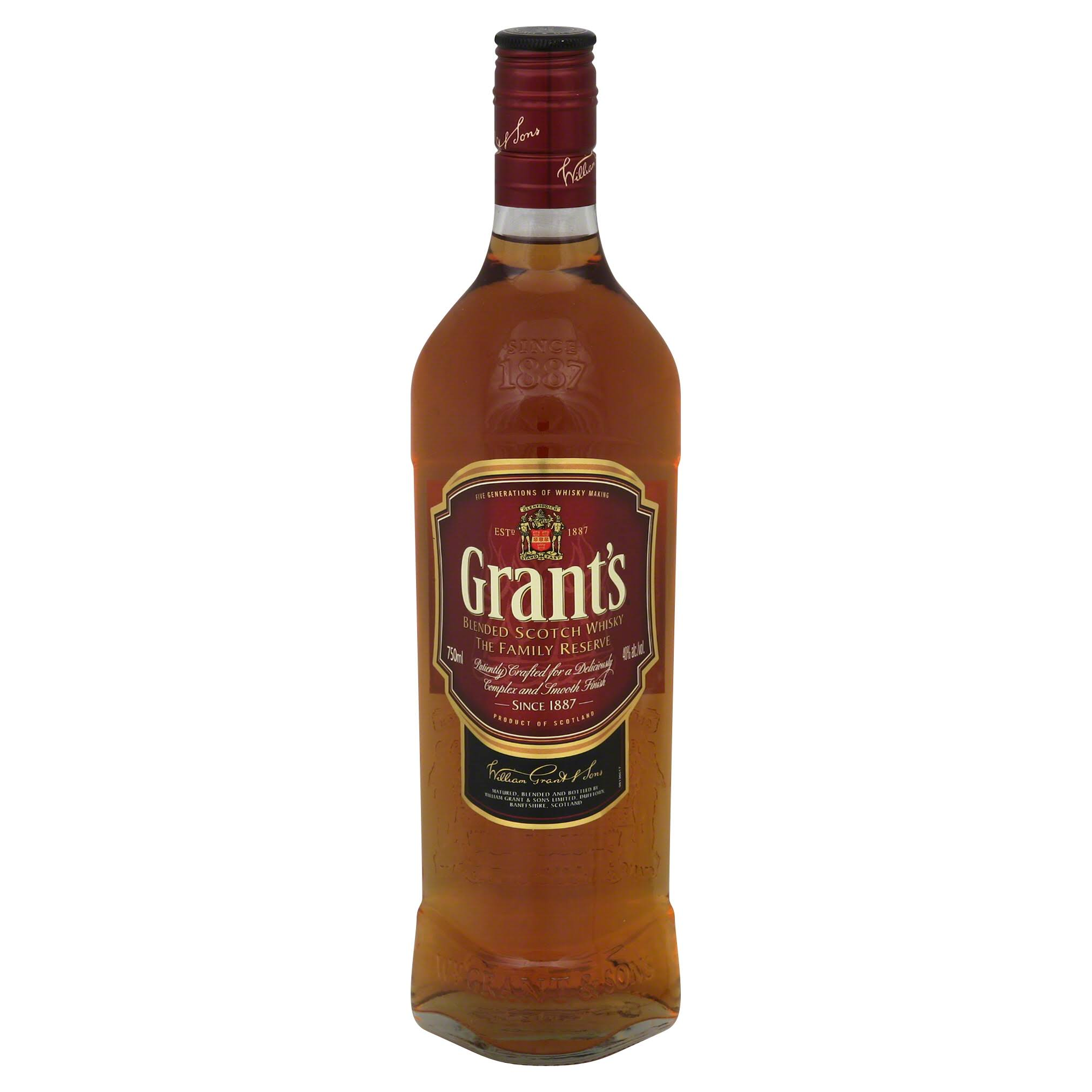 William Grant's Scotch Whiskey - 750ml