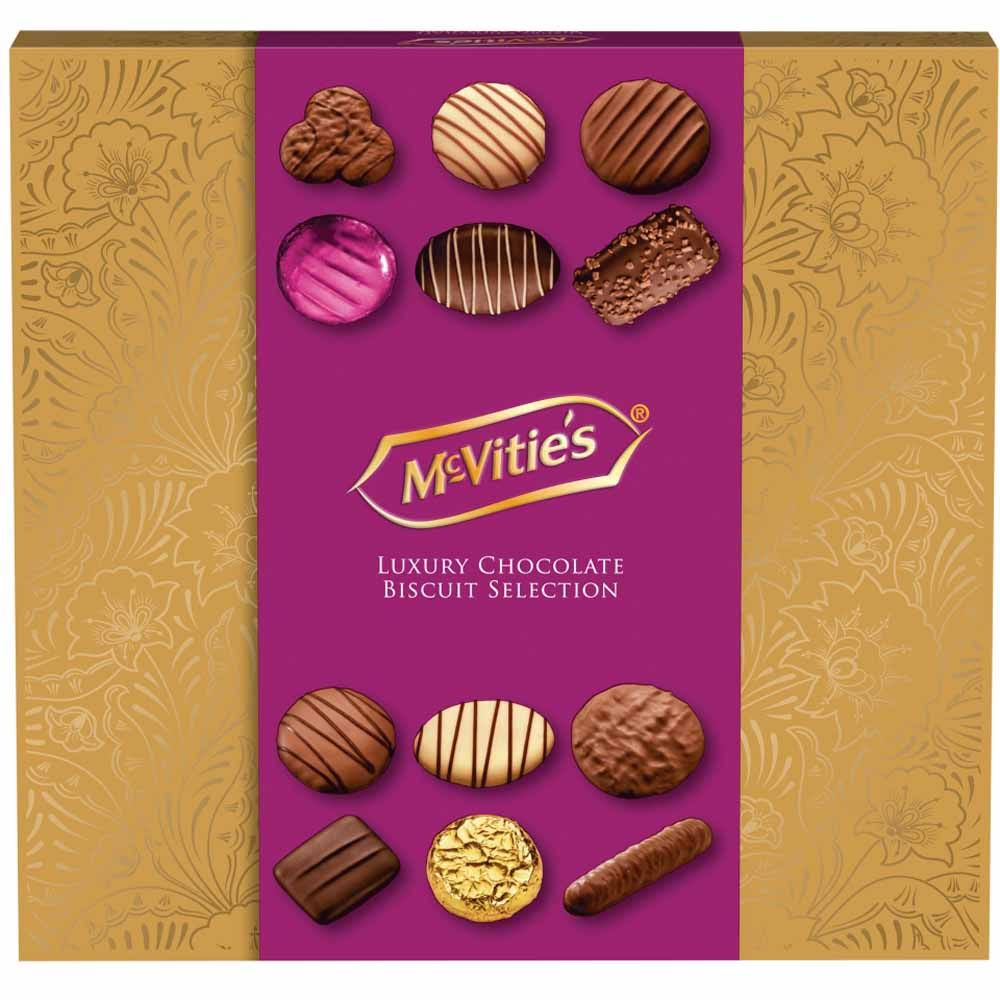 McVities Luxury Chocolate Biscuit Selection Delivered to USA
