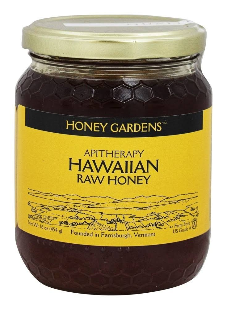 Honey Gardens Apiaries Hawaiian Raw Honey - 1lbs