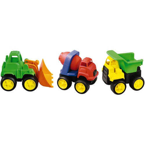 Kidoozie Little Tuffies Truck Toy