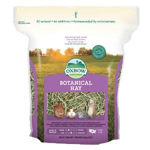 Oxbow Animal Health Botanical Hay - 15 oz