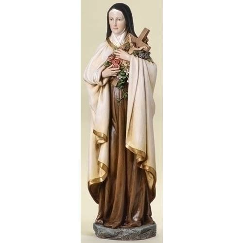 "14"" St. Therese Figurine"