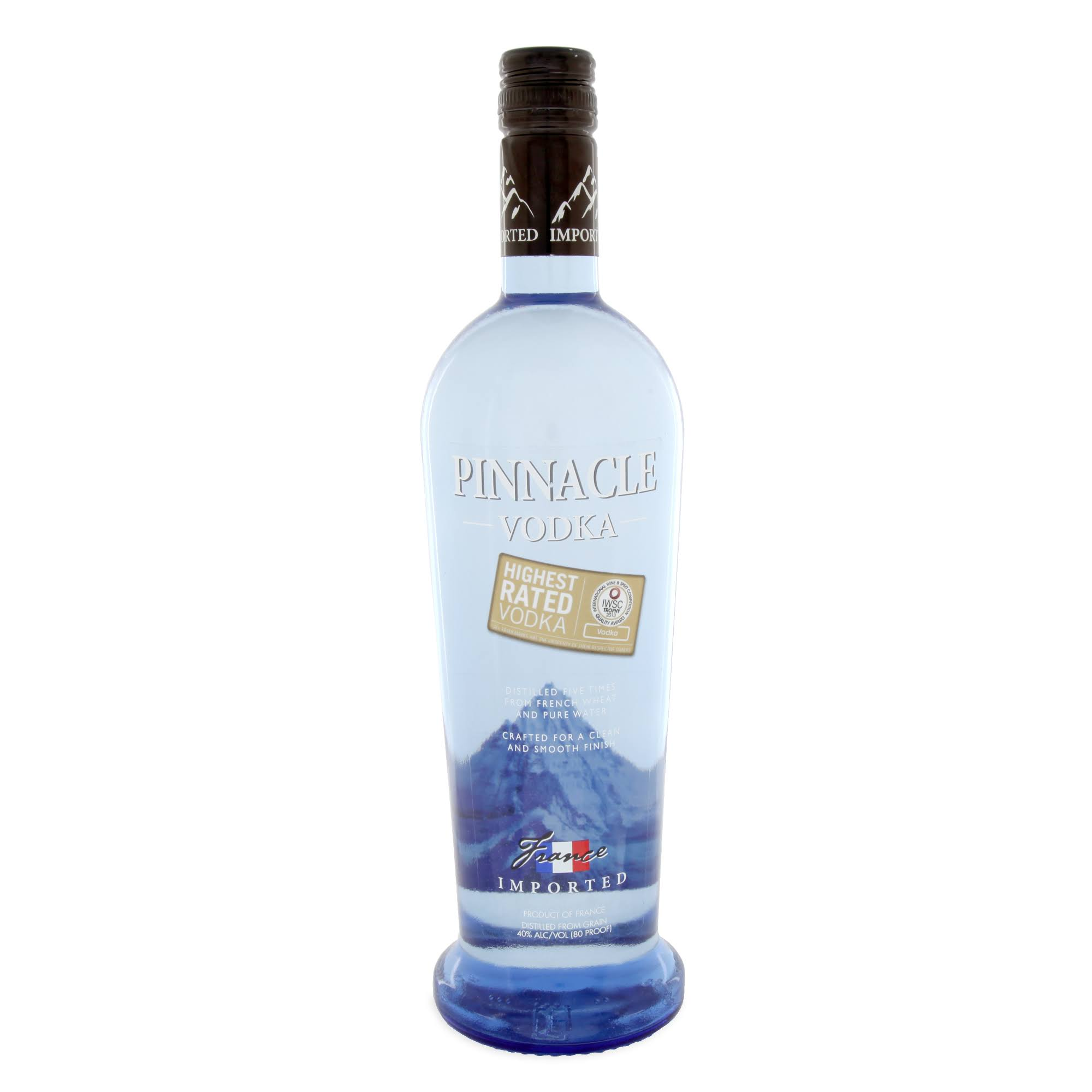 Pinnacle Vodka - 750 ml bottle