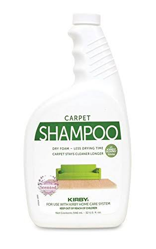 Kirby Carpet Shampoo - 32oz
