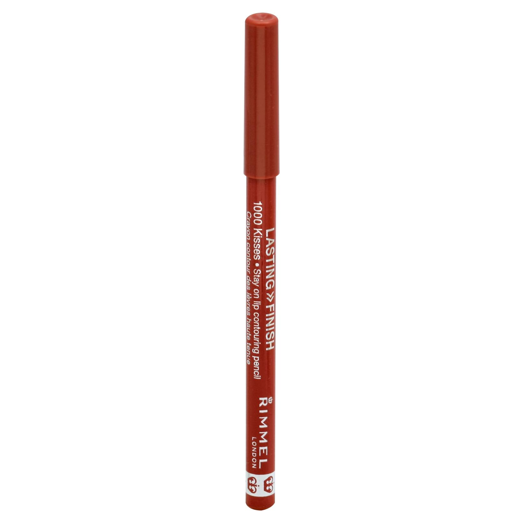 Rimmel Lasting Finish 1000 Kisses Lip Liner Pencil Blushing Nude