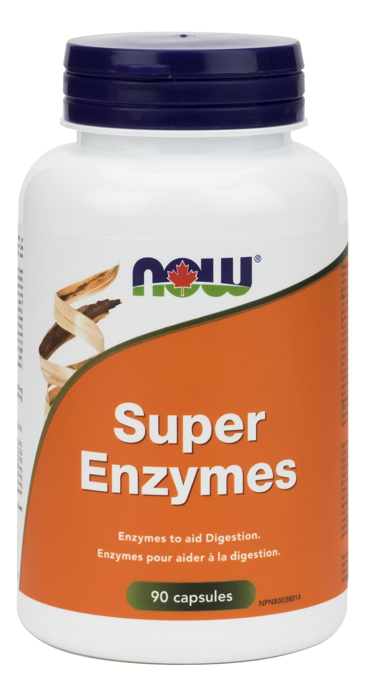 Now Foods Super Enzymes Supplement - 90ct