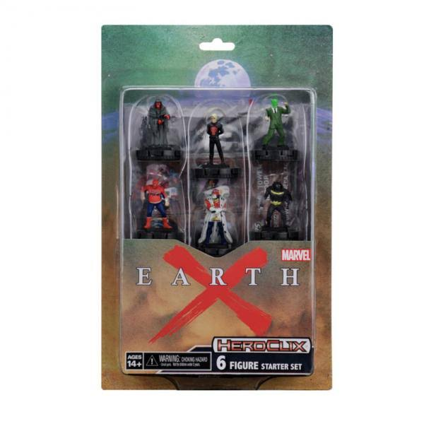 Marvel HeroClix: Earth x Starter Set